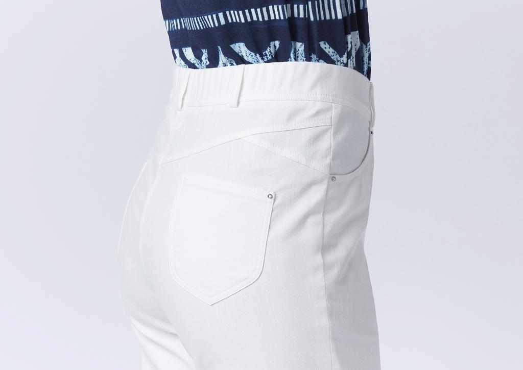 Pantalon blanc Henvic