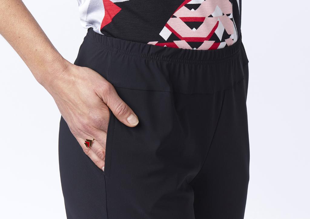 Pantalon noir Leeloo