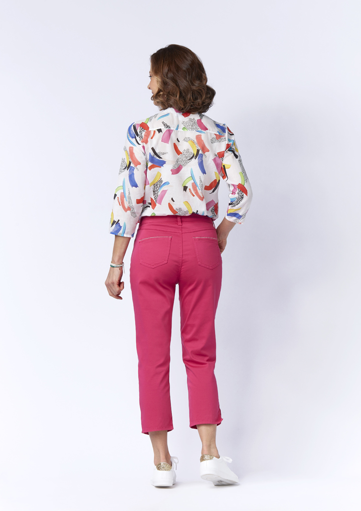 Pantalon rose Népal