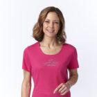 Tee-shirt rose Telma