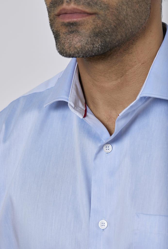 Détail chemise SPRING