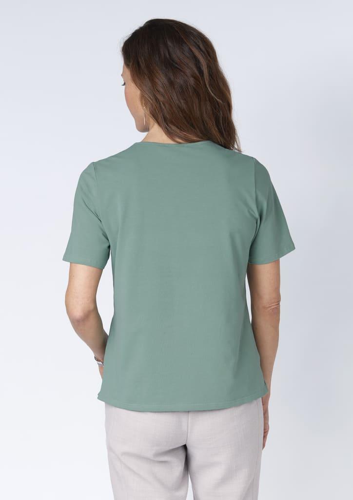 tee-shirt à manche courte
