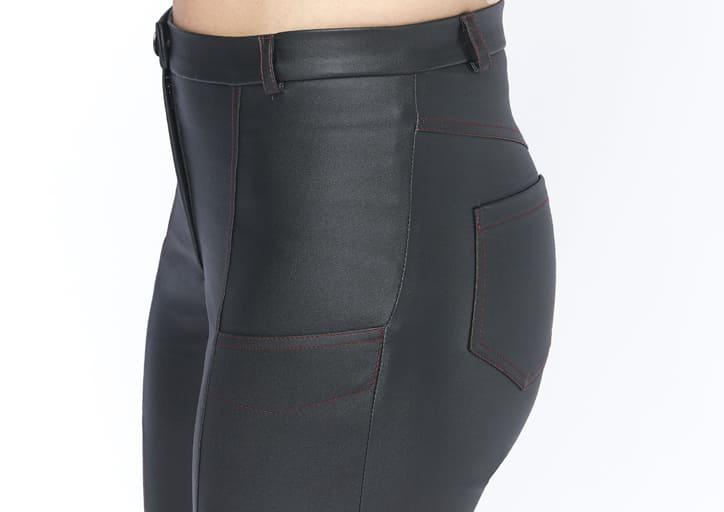 pantalon élastiquée