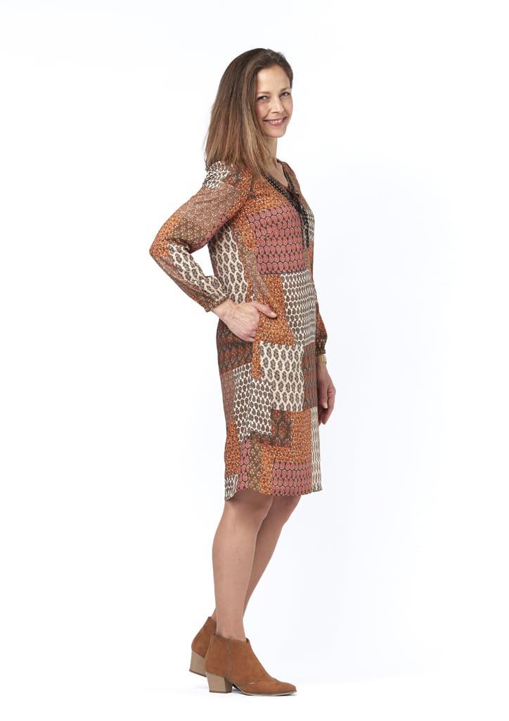 robe à imprimé