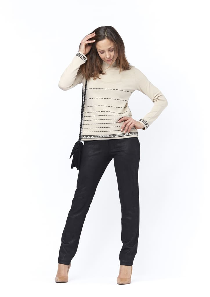 pantalon droit smoky isis collection