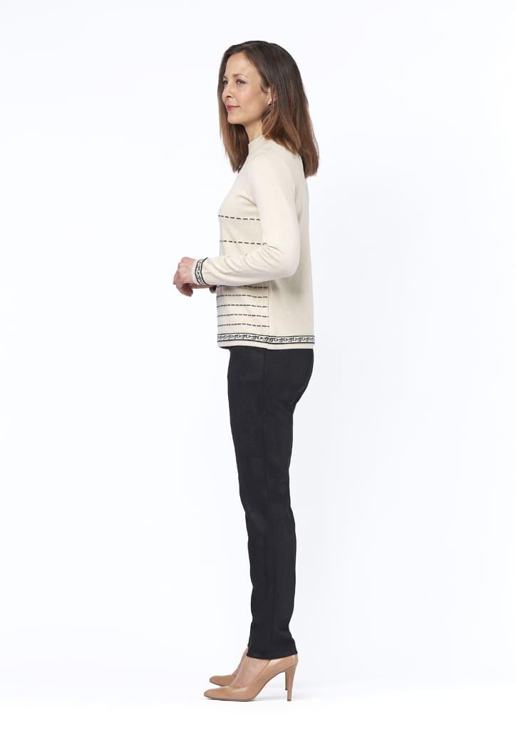 pantalon femme smoky