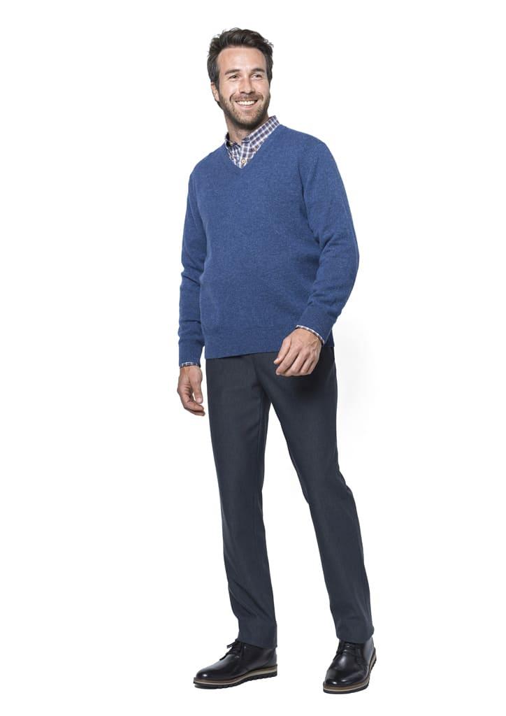 amaury pull bleu